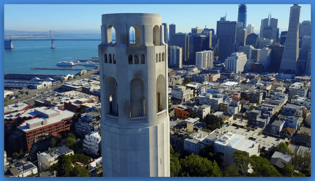coit-tower-famous-san-francisco-movie-locations