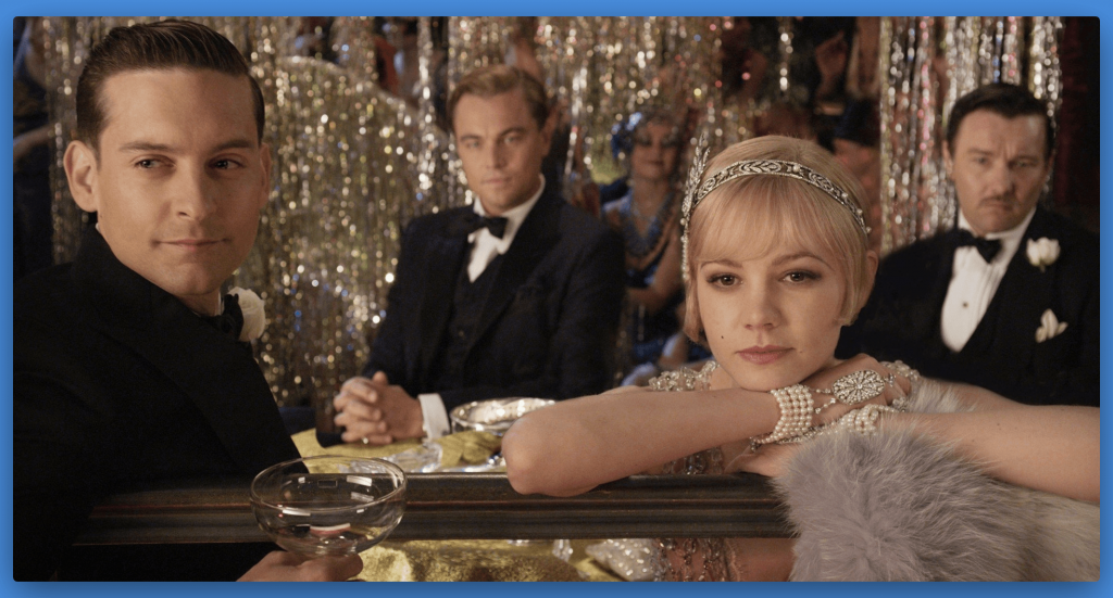 the-great-gatsby-hollywood movie costumes and props for sale