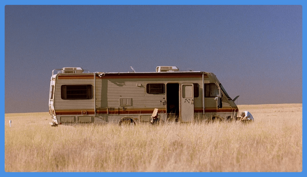 breaking-bad-cook-RV-perfect gifts for tv lovers