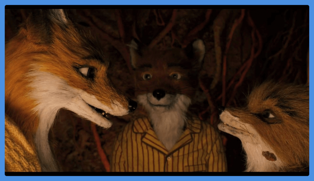 fantastic-mr-fox-wes-anderson-ideas for family movie night at home