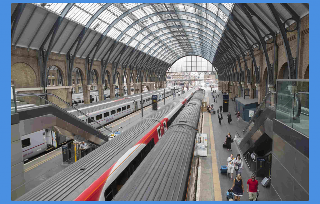 kings-cross-station-famous movie locations in london