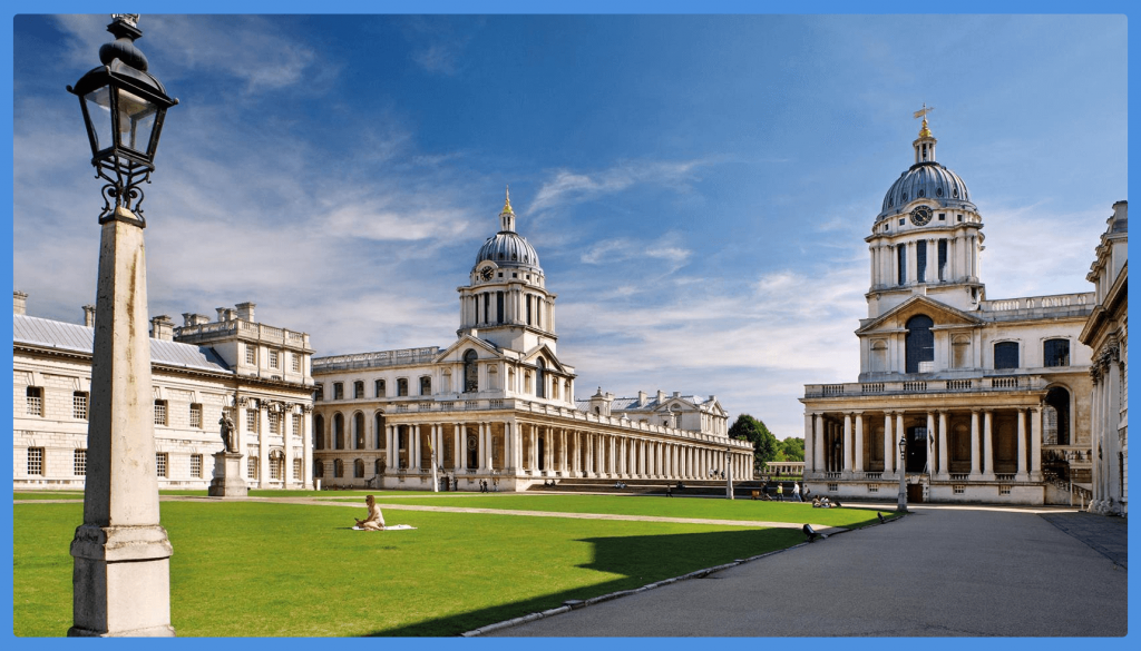 old-royal-naval-college-famous movie locations in london