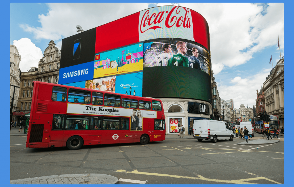 piccadilly-circus-famous movie locations in london