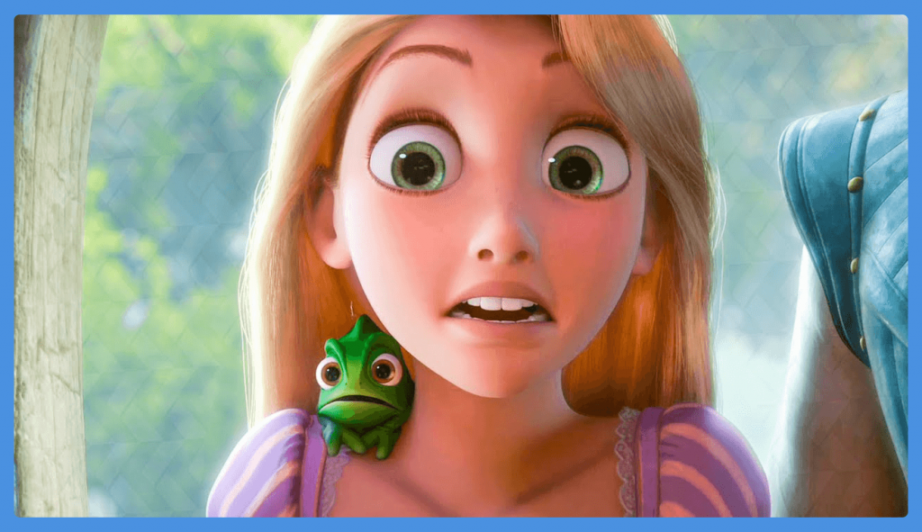 tangled-rapunzel-disney-ideas for family movie night at home