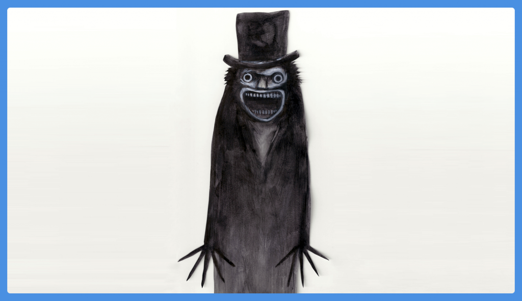 babadook-2014-great gifts for horror movie fans